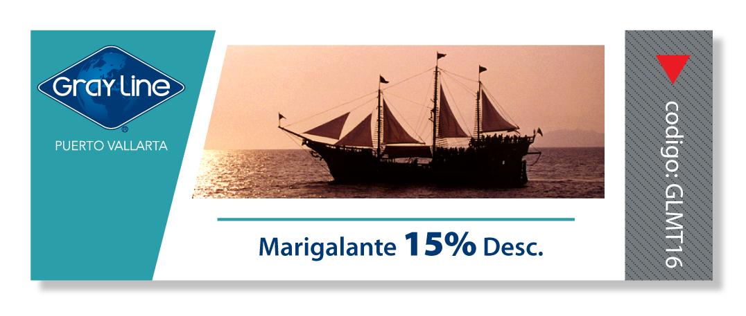 Descuento para tour Piratas de la Bahia